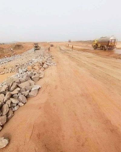 Road Construction 1 - EDIKANFO CIVIL ENGINEERING AND SUPPLY SERVICES